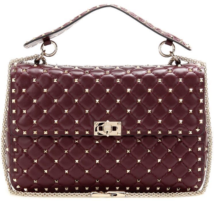 611525be80 Valentino Rockstud Purse Best Image Ccdbb. Valentino Rockstud Purse Best  Image Ccdbb. Valentino Rockstud Spike Medium Shoulder ...