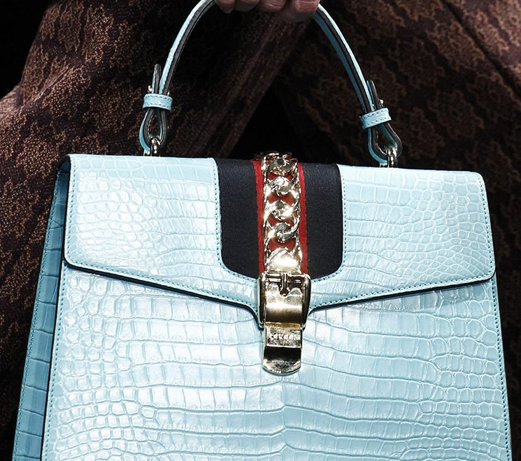 0b83a0d216de Gucci Fall Winter 2016 Bag Runway Bag Collection Essentials Replica Handbags